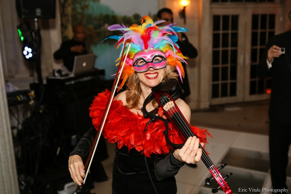 So much fun at this masked ball :)