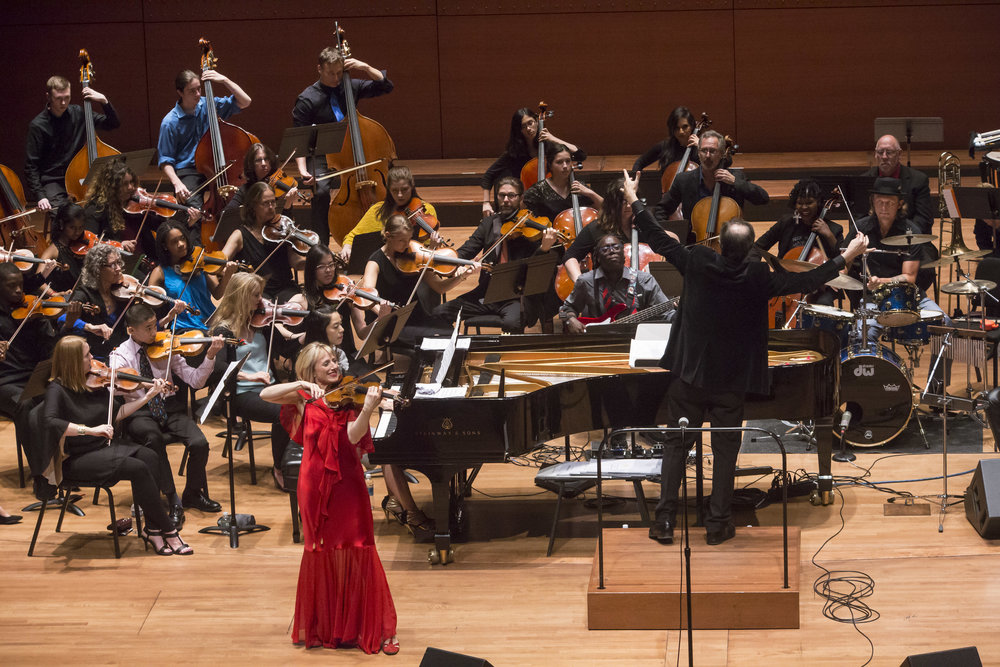 Thank you to all our incredible performers, sponsors, fans and team for making our Lincoln Center concert extraordinary