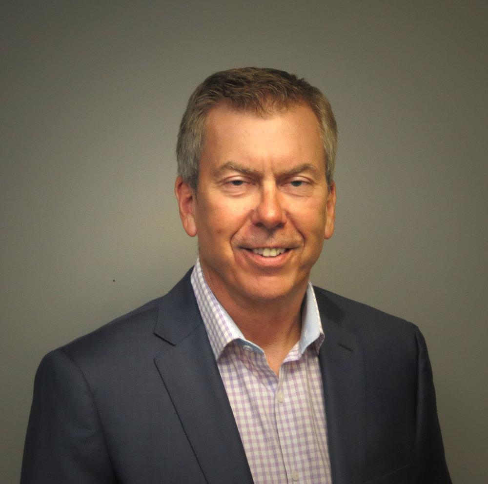 Gary Frayn - President