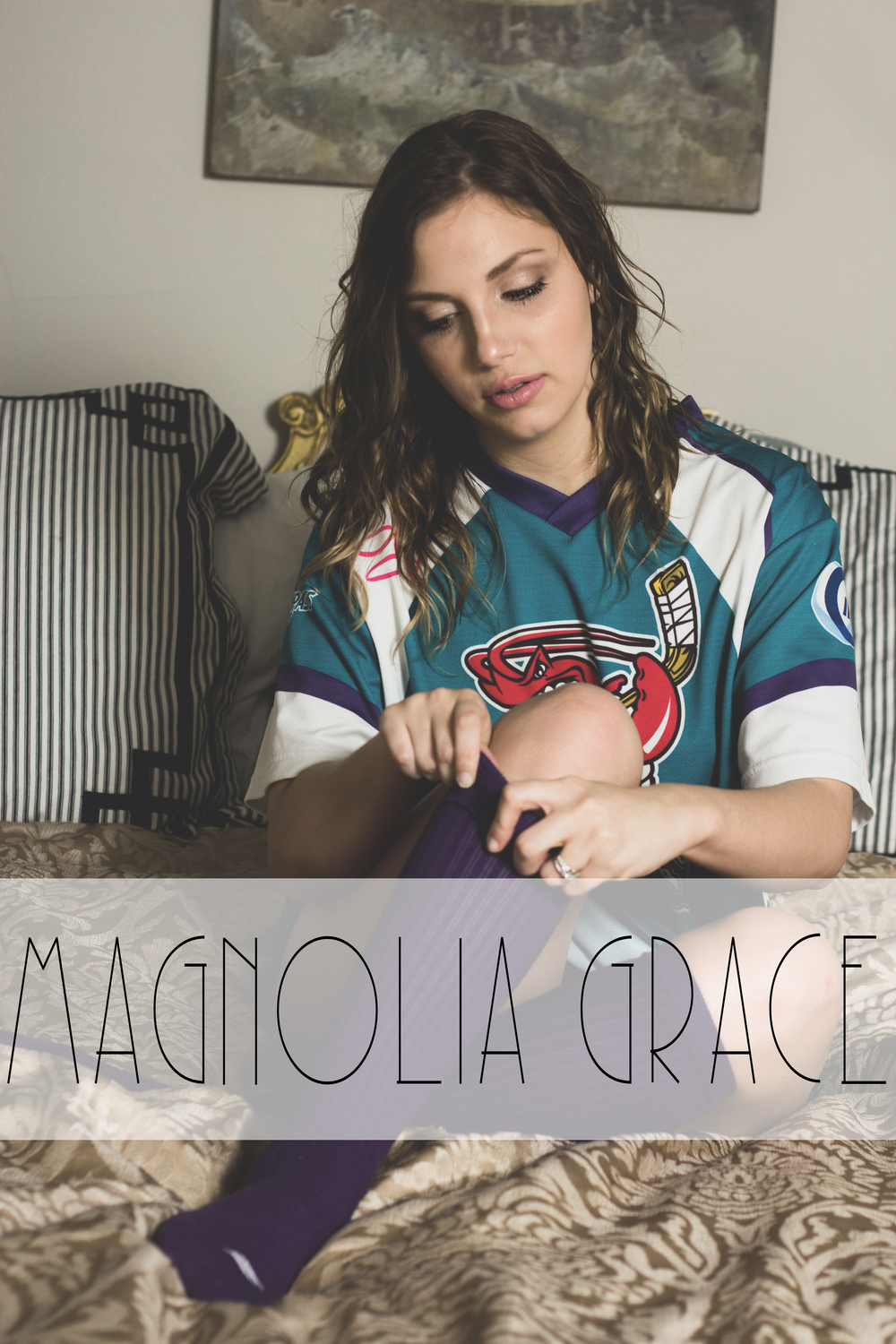 Magnolia Grace Photography Shreveport Women's Photographer Boudoir and Beauty