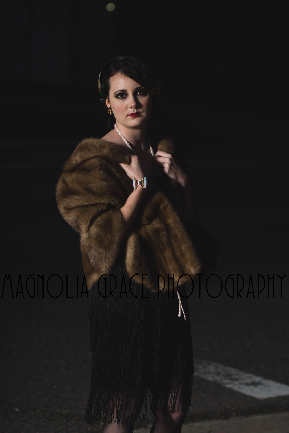 Self-Love: 1920s Theme | Magnolia Grace Photography Shreveport Women's Photographer Boudoir and Beauty