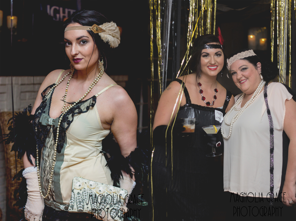 How-To Prohibition Murder-Mystery! | Magnolia Grace Photography | Shreveport La