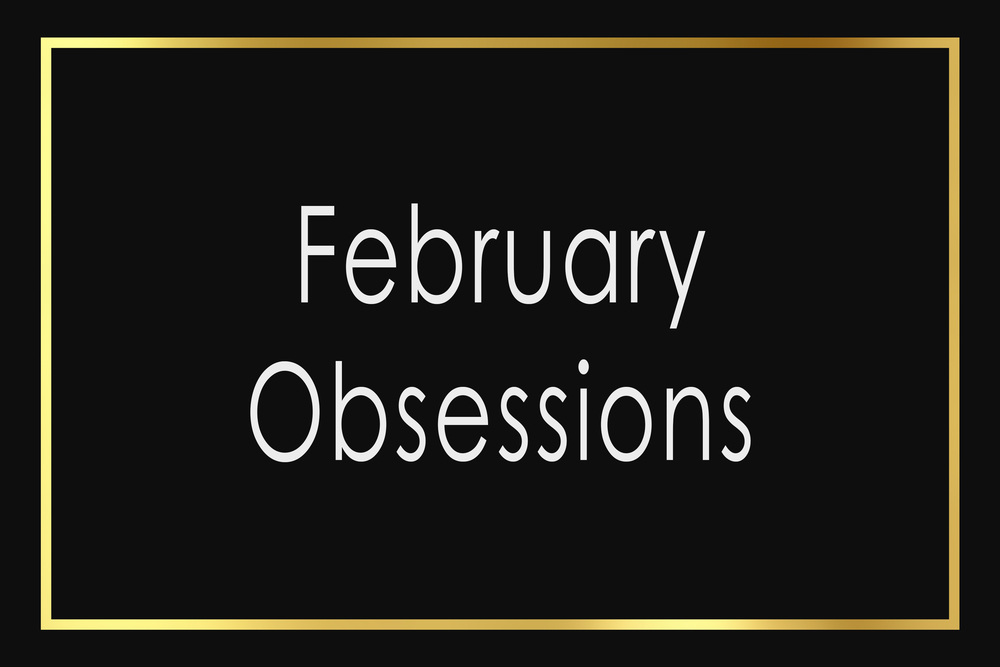 February Obsessions | Magnolia Grace Photography | Shreveport Bossier Arklatex Boudoir & Wedding Photographer