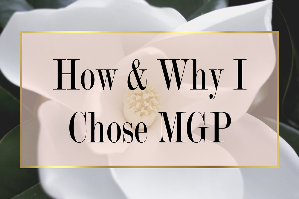 How & Why I Chose My Business Name | Magnolia Grace Photography | Shreveport Boudoir, Beauty, & Wedding Photographer | Bossier Boudoir & Beauty Photographer | Louisiana Boudoir, Beauty, & Wedding Photographer