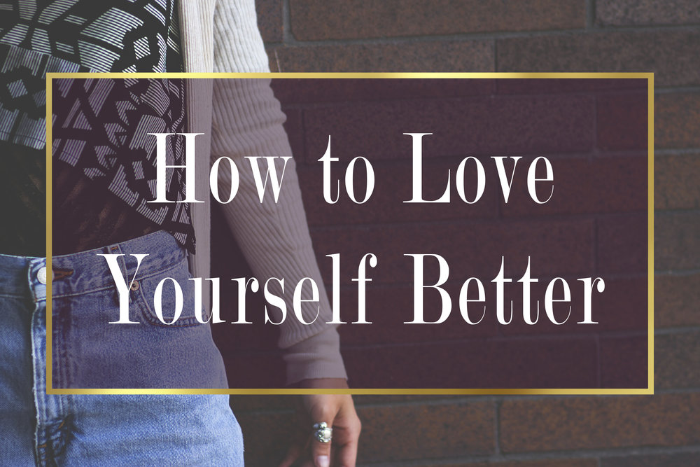 How to Love Yourself Better | Shreveport Boudoir Photographer | Arklatex Boudoir Photographer | Louisiana Boudoir Photographer