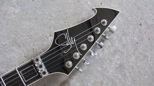 Reversed headstock