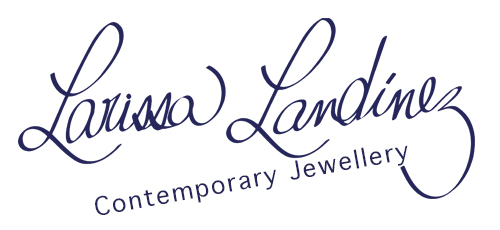 Larissa Landinez Contemporary jewellery