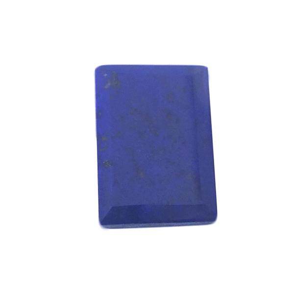 Lapis Lazuli baguette cut