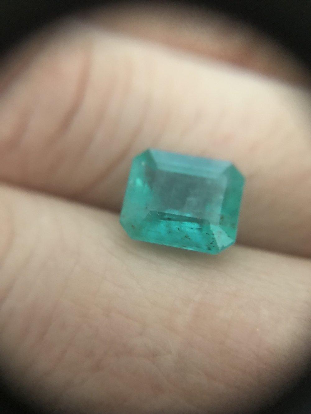 Zambian Emerald 3,25 Ct