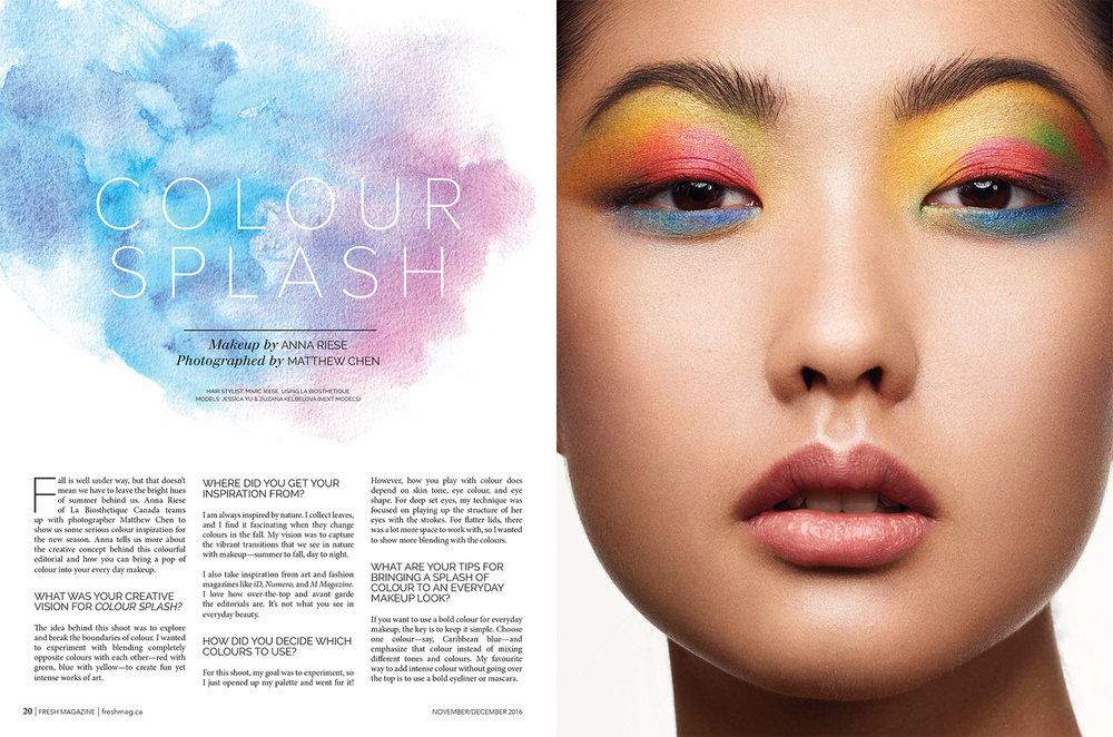Colour Splash Fresh Magazine Fashion Beauty Editorial Vancouver Photographer 1.jpg