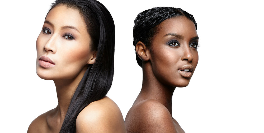 Asian and African Canadian Beauty photoshoot retouching 1.jpg
