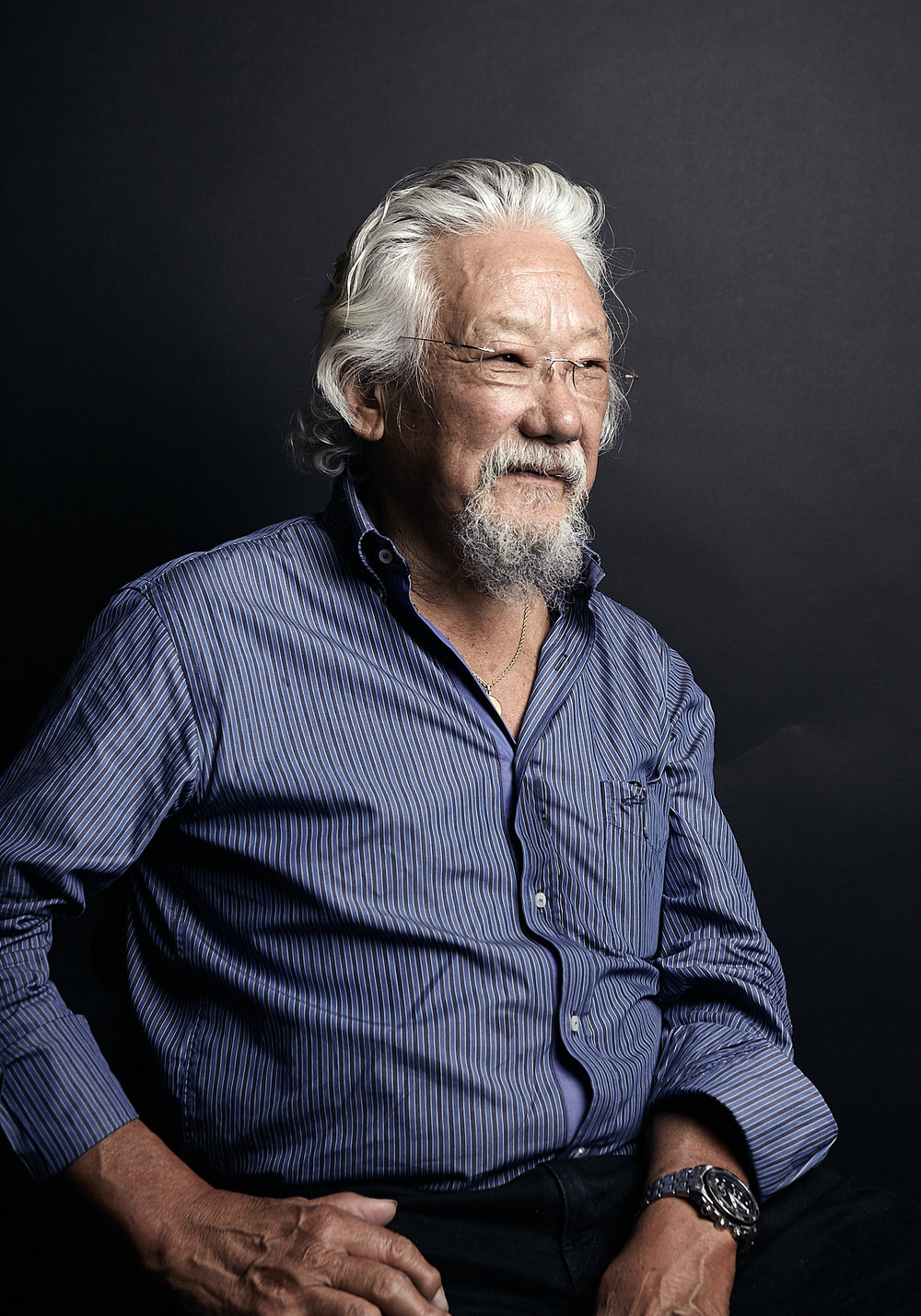 David Suzuki Vancouver Portrait Photographer.jpg