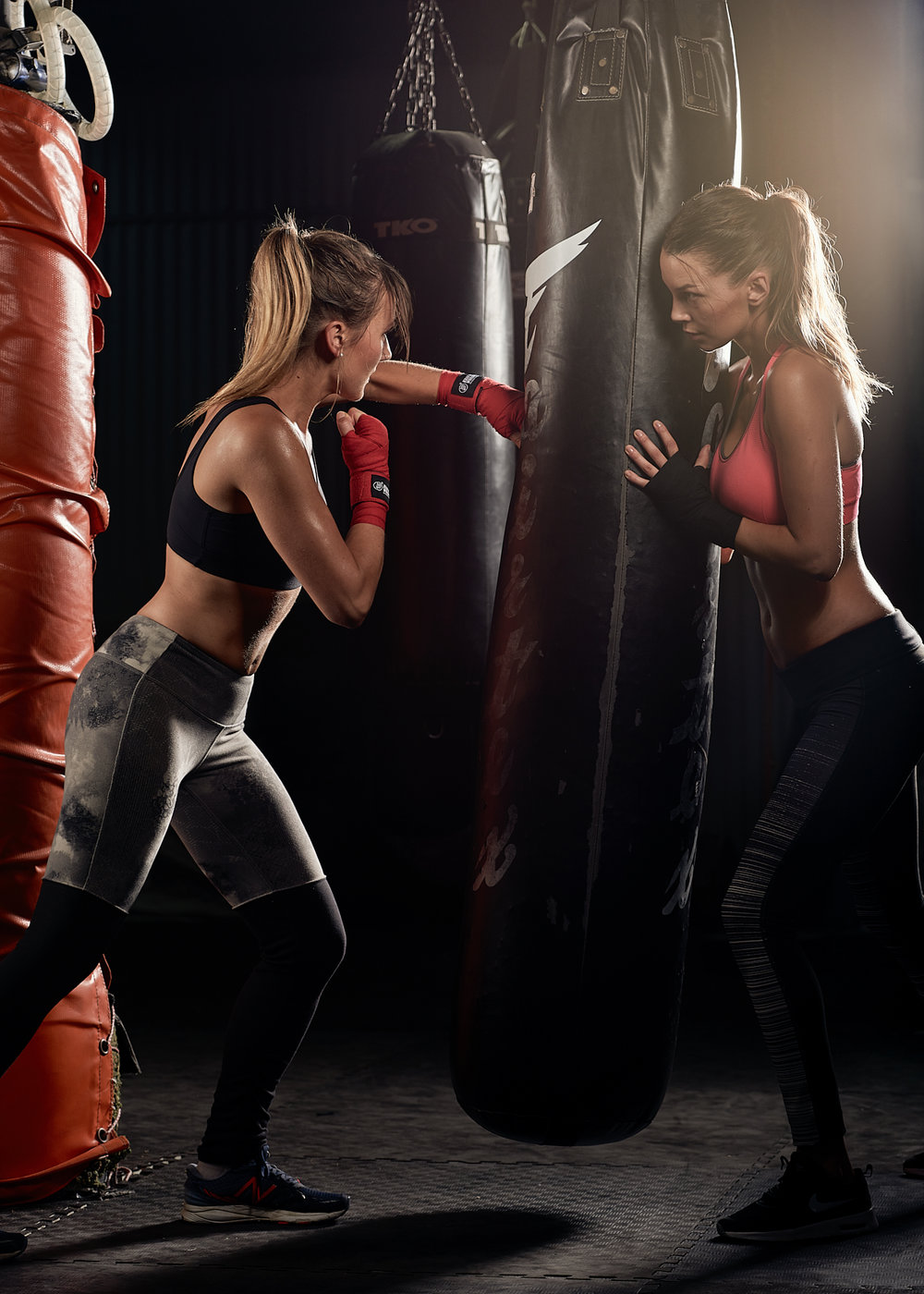 Boxing girls sport photoshoot in Vancouver 1.jpg