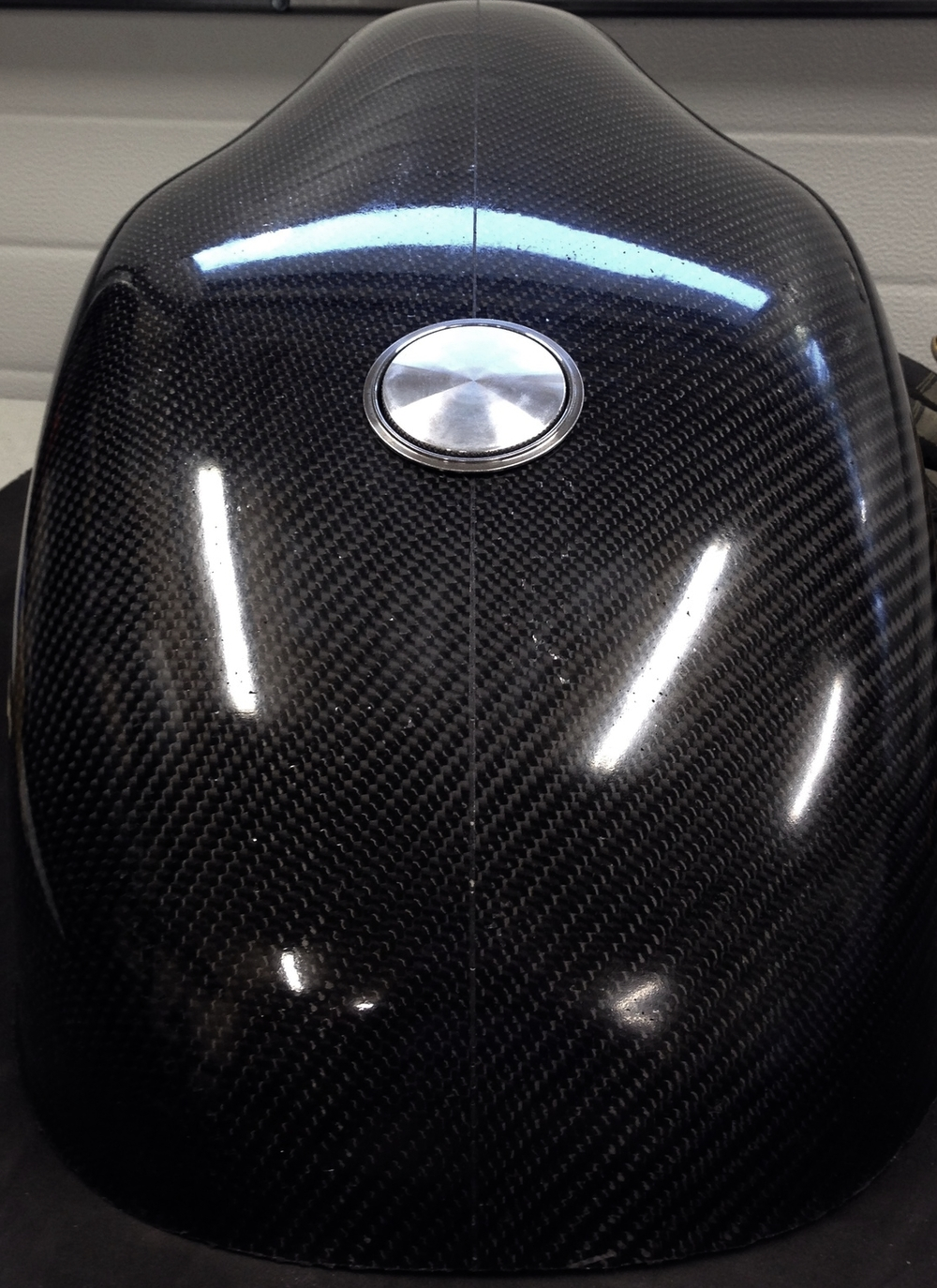 Click to see the making of a Carbon Fiber gas tank