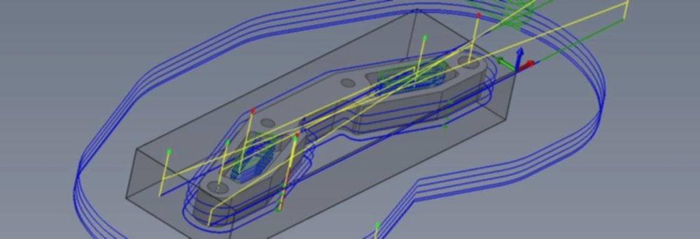 SolidWorks Modeling and Drafting  - CAM programming - Calculation Packages