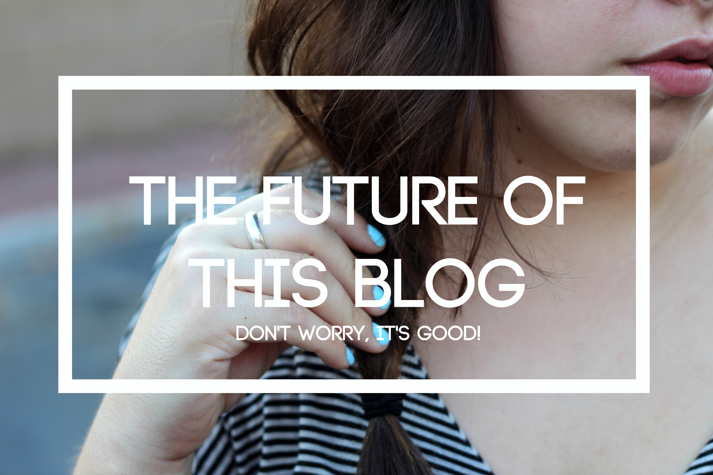 future of this blog intro