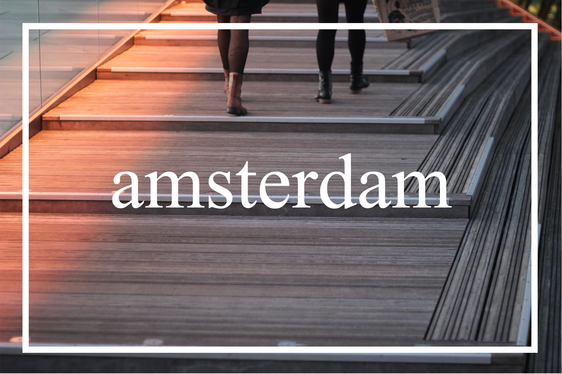 amsterdam title video
