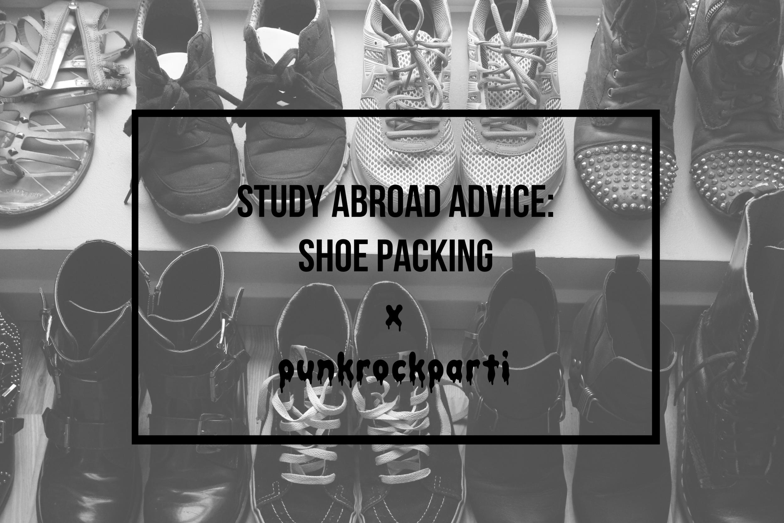 study abroad layout