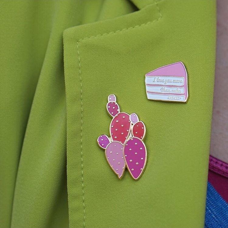 """""""Cactus Candy"""" Pin - @poshlula44"""