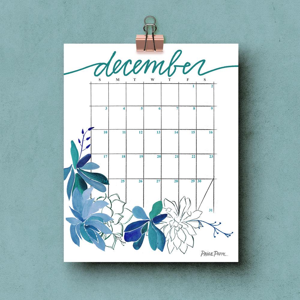 December 2017 Calendar Freebie - IG.jpg