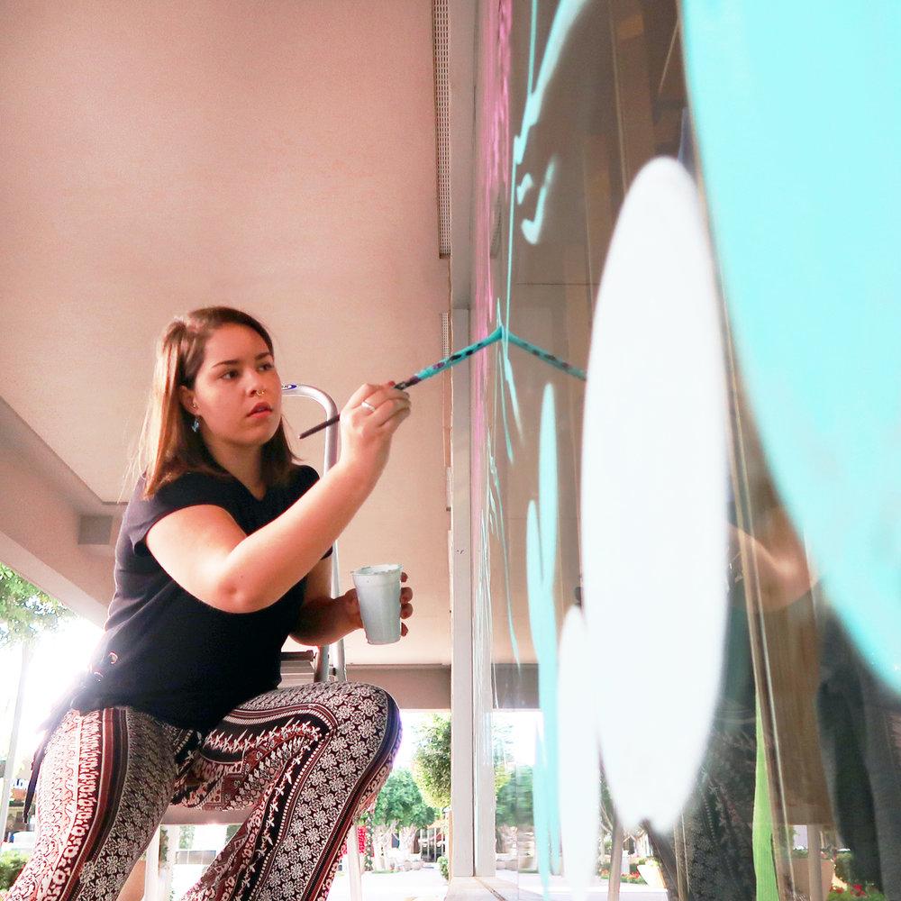 painting lululemon mural.jpg