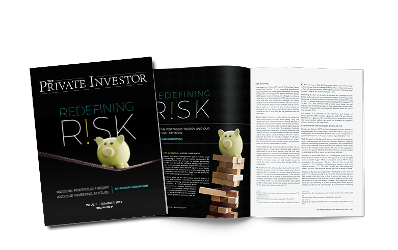 The Private Investor | Magazine