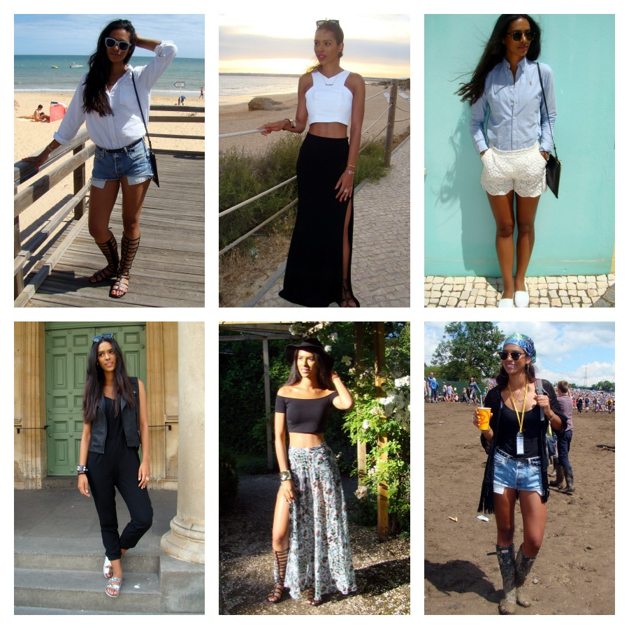 June Outfits (Carelle)