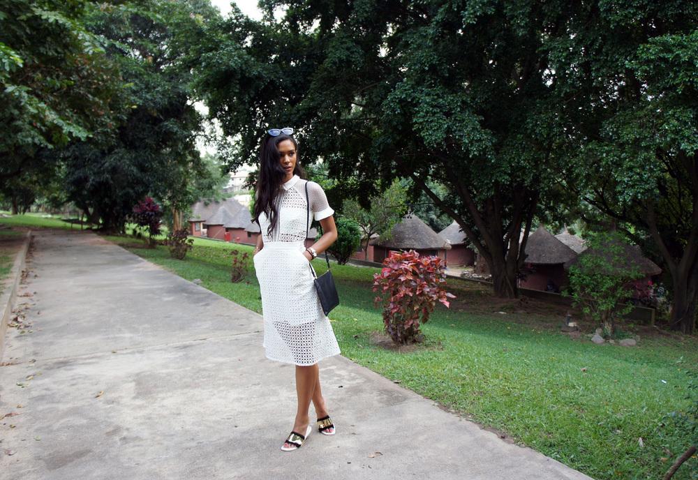 Self Portrait Dress - Carelle