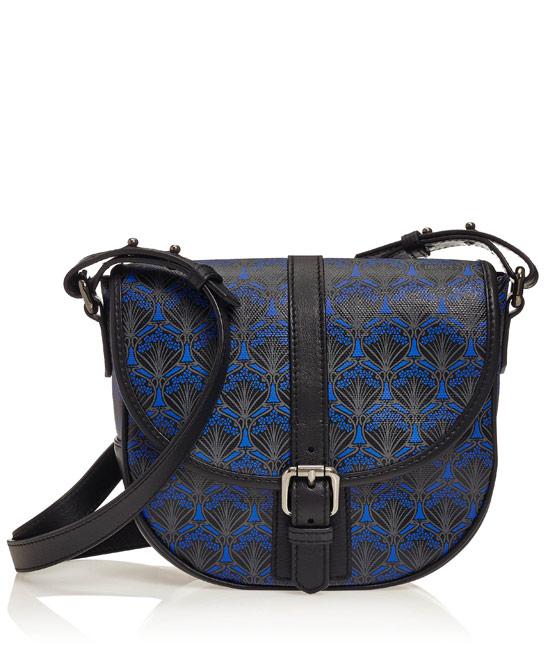 Black Liberty London Carnaby Saddle Bag