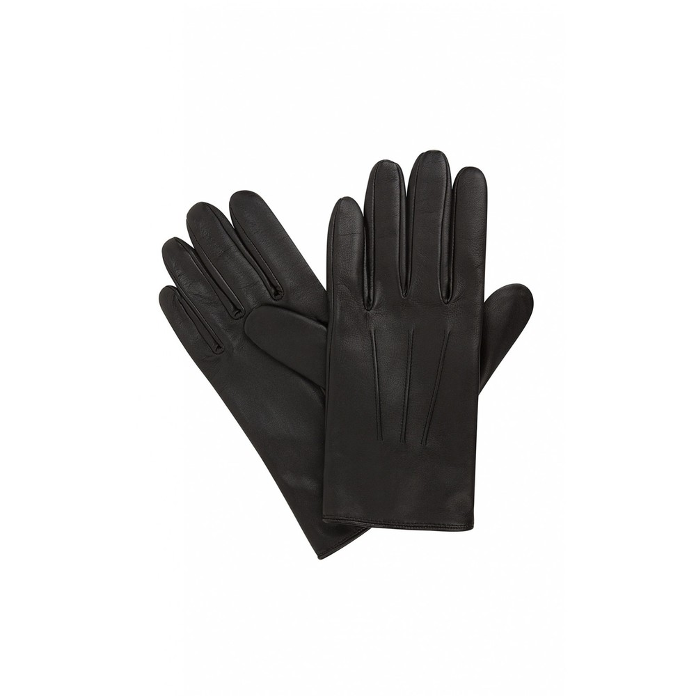Sandro CLASSIC Lamb Leather Gloves