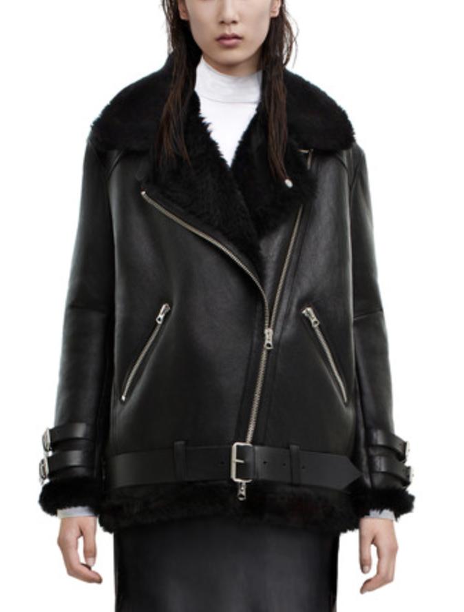 Velocite Black Jacket