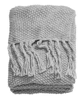 Moss Knit Blanket