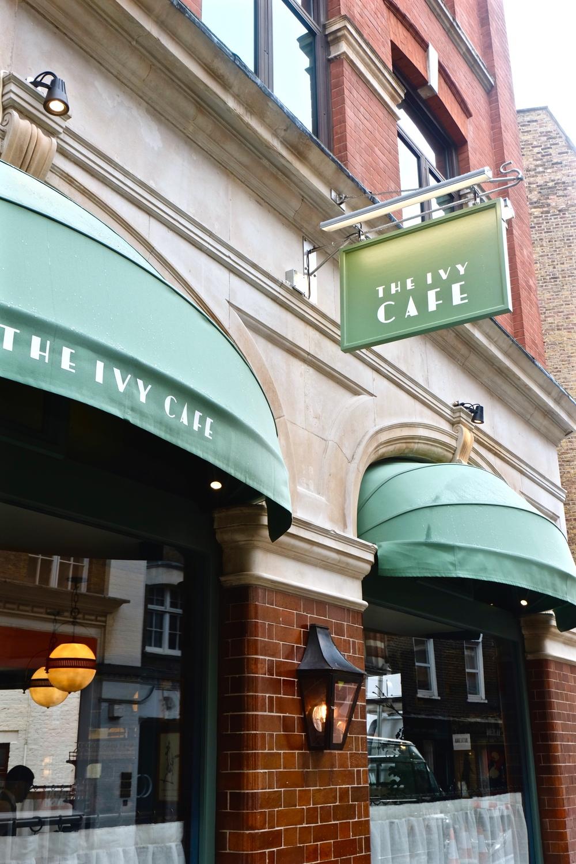 Ivy Cafe - Carelle