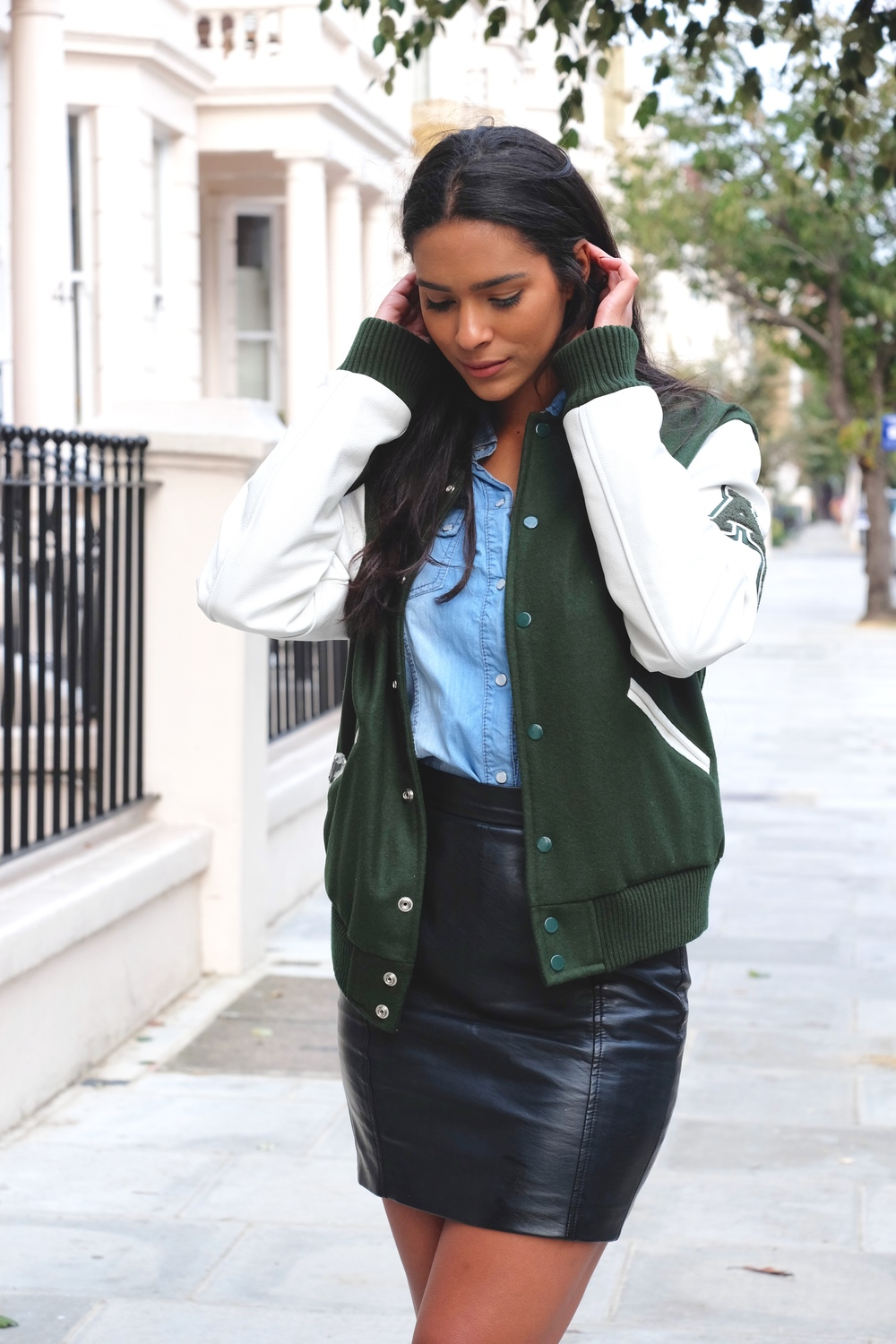 Carelle - Letterman jacket