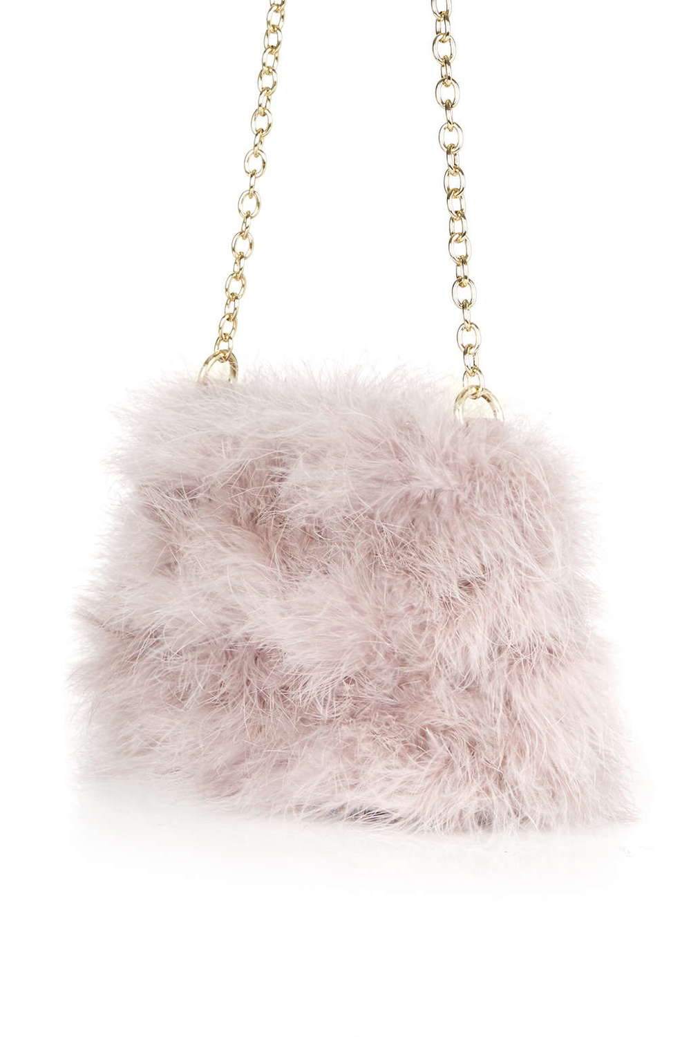 Real Feather Marabou Bag