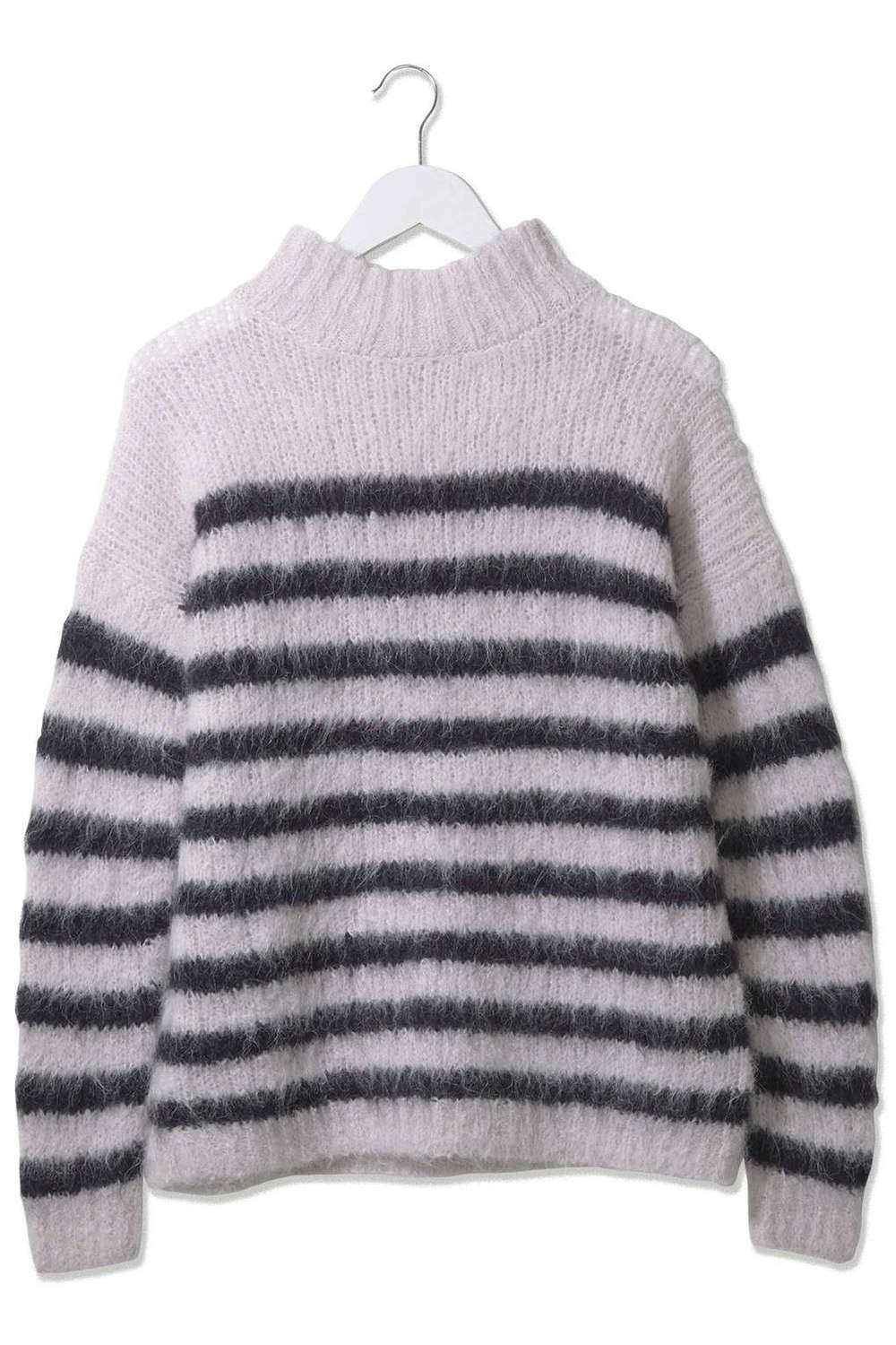 Stripe Knit Jumper by Boutique