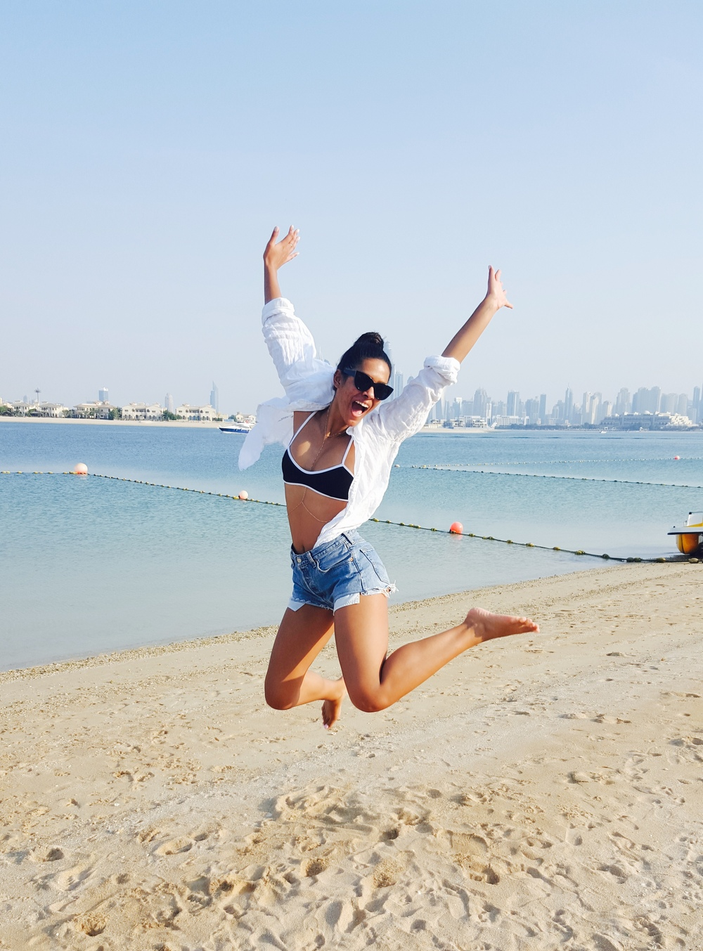Carelle - Dubai '15