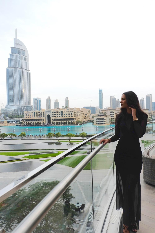 Carelle - Dubai Xmas 2015