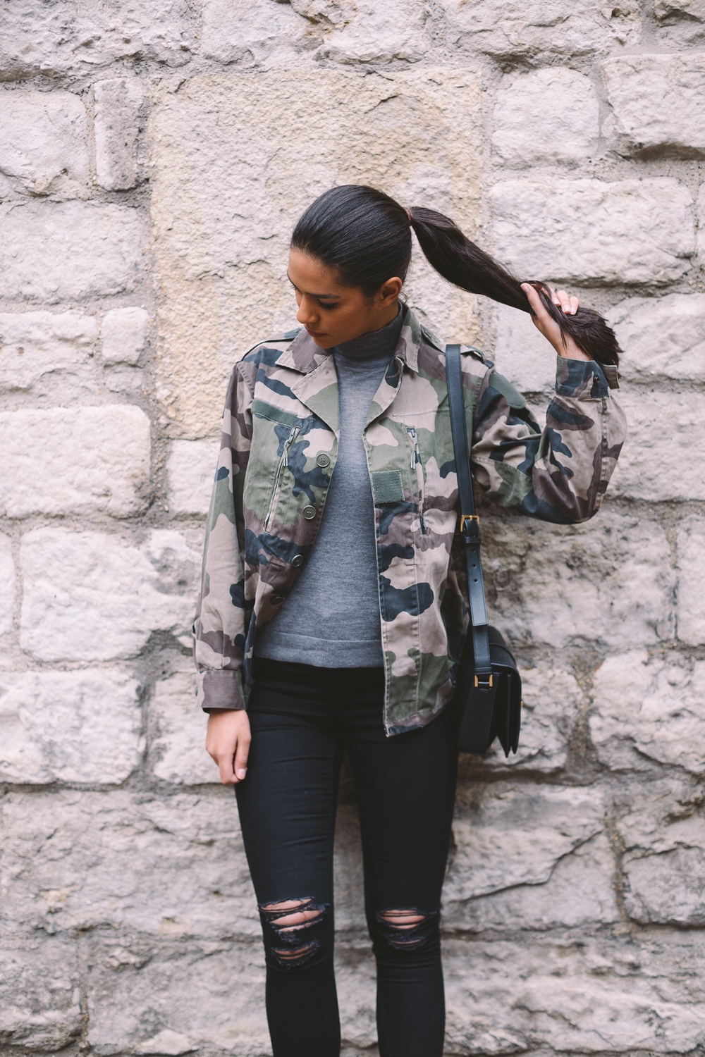 Carelle - Military