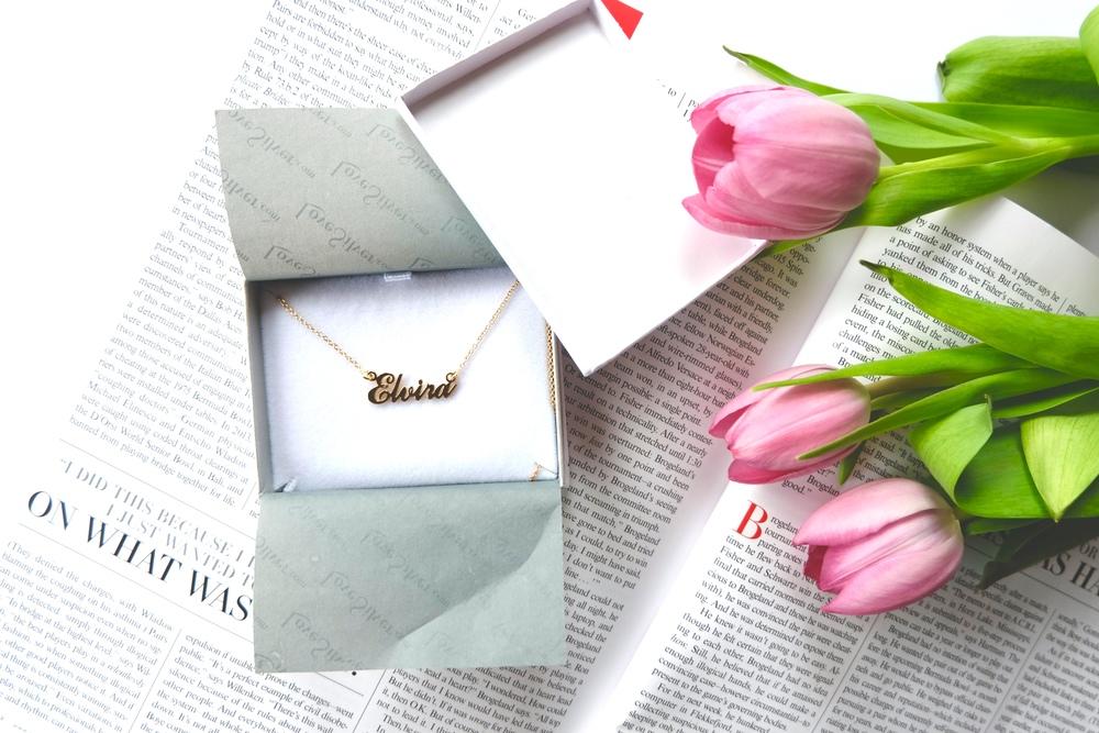Carelle - Name Necklace