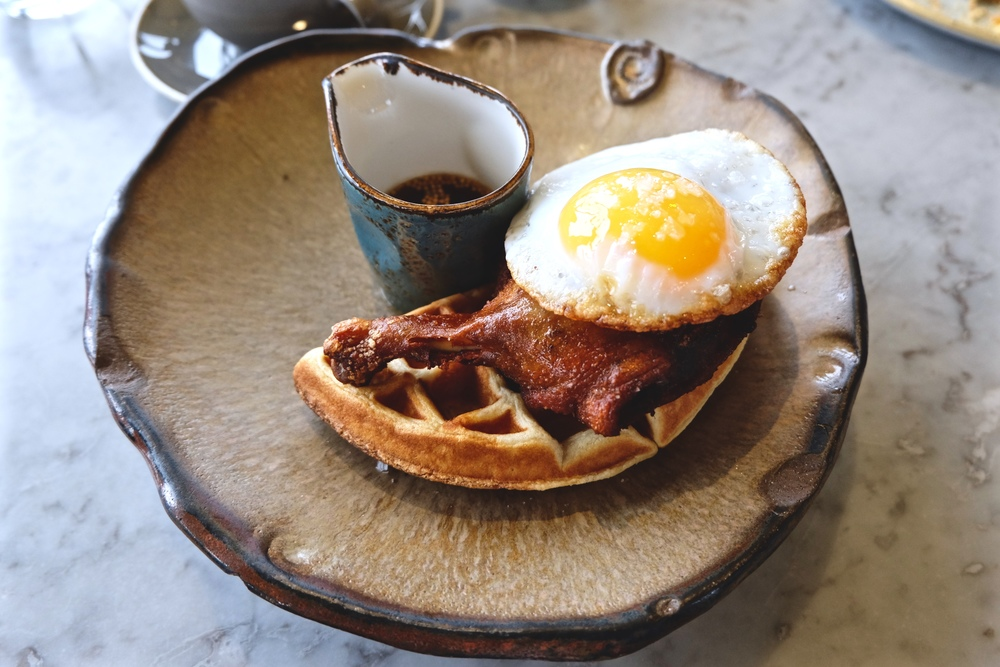 Carelle - Duck & Waffle