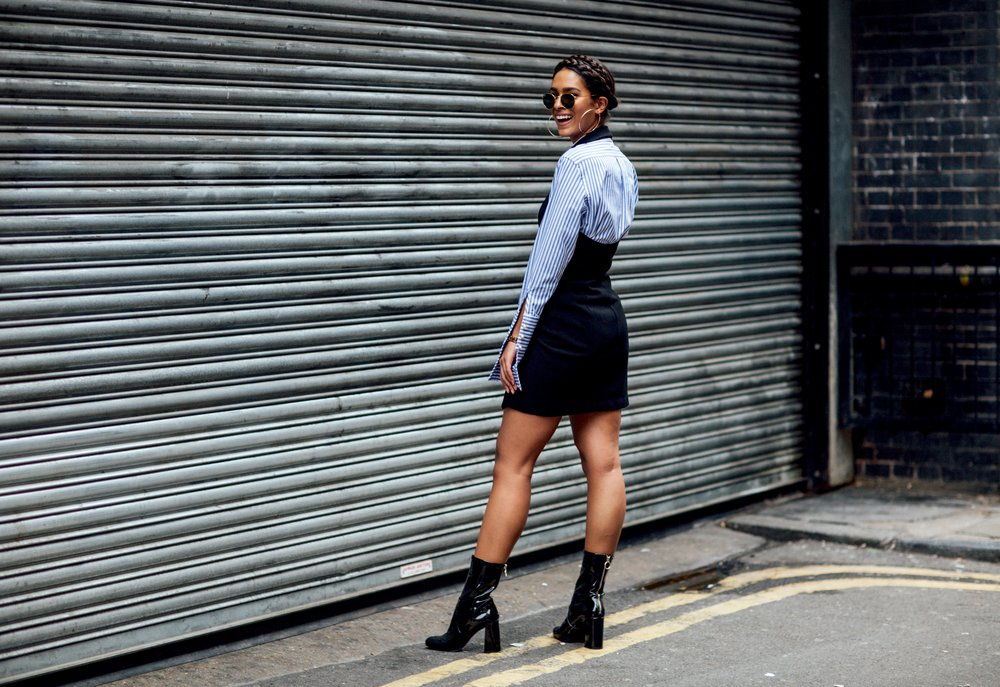 Wah London - Girl Boss Outfit