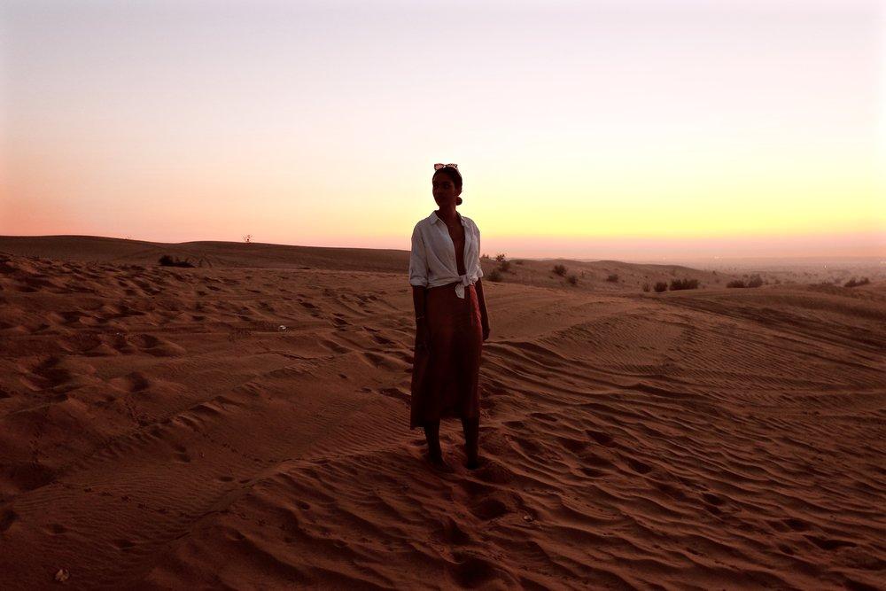 Carelle - Desert