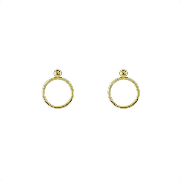 The Little Ring Pull Earrings
