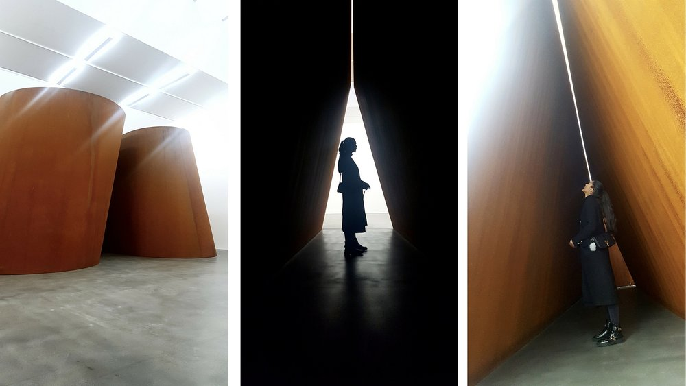 Bad Blogger | Richard Serra