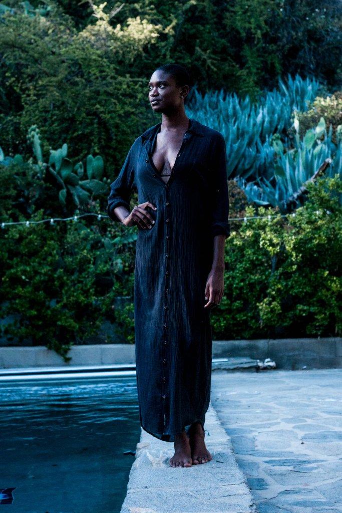 Basic Terrain Nile Dress