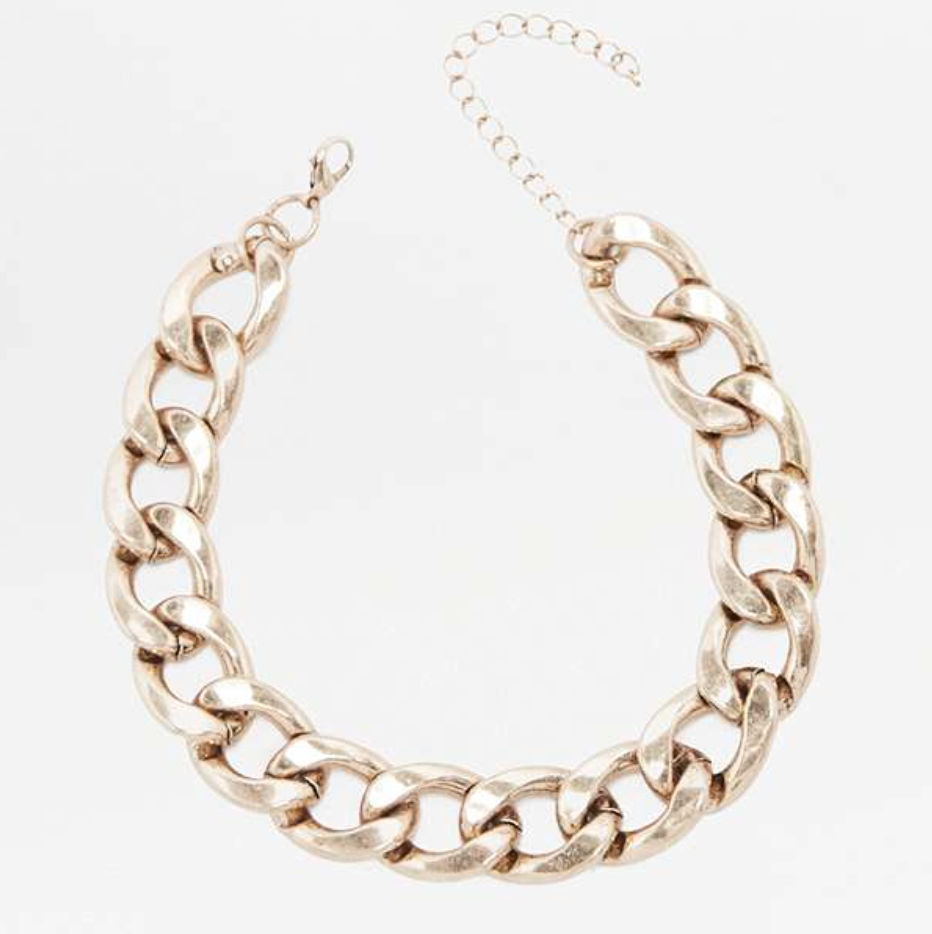 Urban Outfitters Super Chunky Chain Necklace