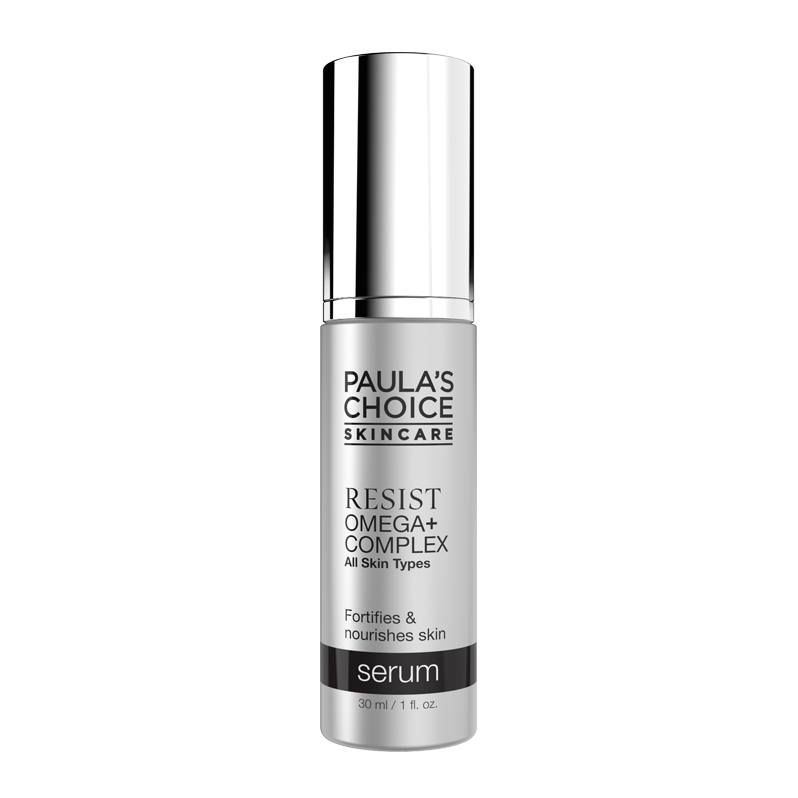 Paula's Choice Resist Omega+ Complex Serum - Price Point: £32Only just started using this product but after 3 weeks, skin feels softer and brighter. Really pleased with it. Rating: 4/5