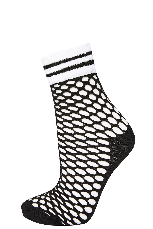 Topshop Fishnet Socks