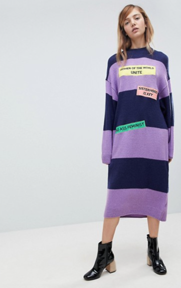 Monki Jumper Dress